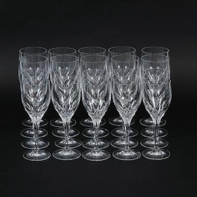 "Gorham ""Diamond Clear"" Crystal Stemware, 1989–2007"
