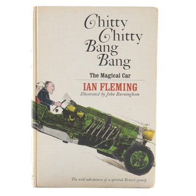 """Chitty Chitty Bang Bang: The Magical Car"" by Ian Fleming, 1964"