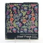 """Josef Frank: Textile Designs"" by Kristina Wängberg-Eriksson, 1999"