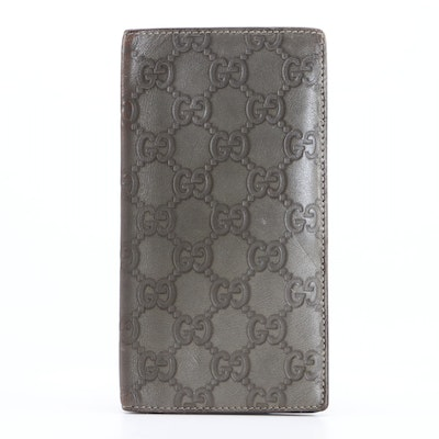 Gucci GG Guccissima Leather Bifold Wallet