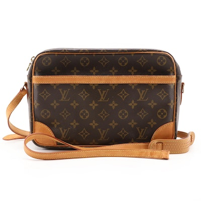 Louis Vuitton Trocadero 30 in Monogram Canvas