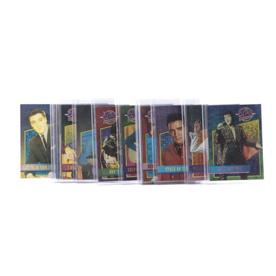 """""""The Elvis Collection"""" Trading Cards"""