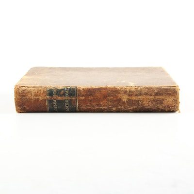 """An Elementary Treatise on Astronomy"" by John Gummere, 1851"