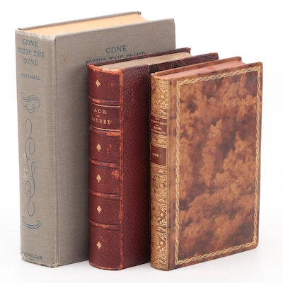 "Early Printing ""Gone with the Wind"" by Margaret Mitchell and More"