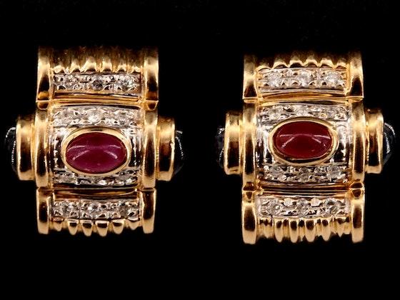 14K Fine Jewelry, Loose Gems & Semi-Mounts