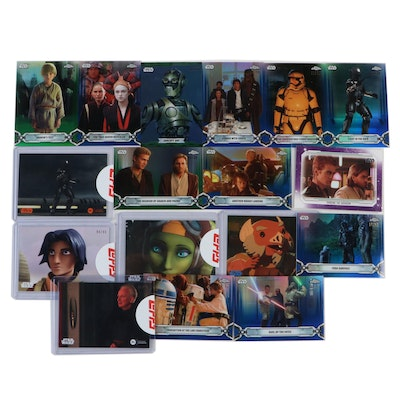 Star Wars Limited Edition Trading Cards