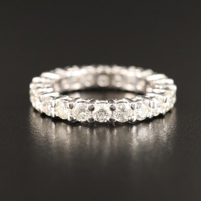 14K 2.20 CTW Diamond Eternity Band