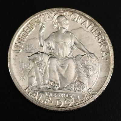 1935 San Diego California-Pacific Exposition Silver Half Dollar