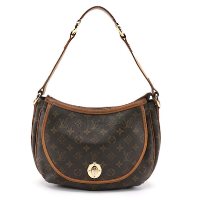 Louis Vuitton Tulum PM in Monogram Canvas