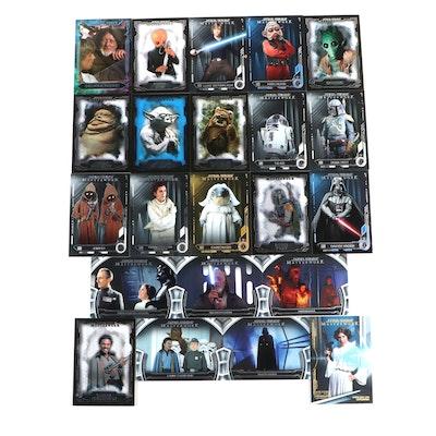 Star Wars Episodes 4-6 Masterwork Trading Cards