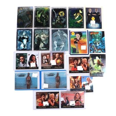 """Evil Ernie,"" ""Celebrity Predictors,"" ""James Bond,"" and Other Trading Cards"