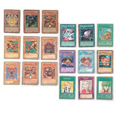 "Yu-Gi-Oh! ""Exodia,"" ""Dark Enchanter,"" and Other Cards"