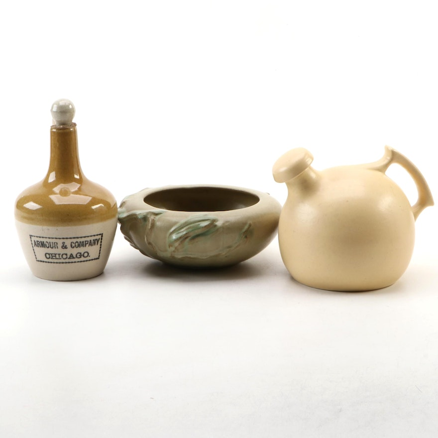 RumRill Ball Water and Armour & Co. Jugs with Decorative Bowl