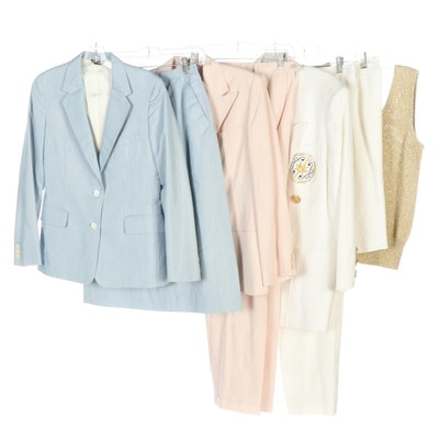 Lillie Rubin, Cricketeer and LAUREN Ralph Lauren Suits and Separates, Vintage