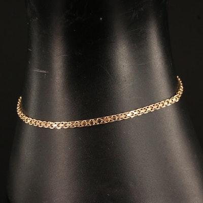 18K Bismark Link Bracelet