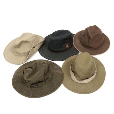 Barbour, L.L. Bean, Lock & Co. Hatters and Other Hats
