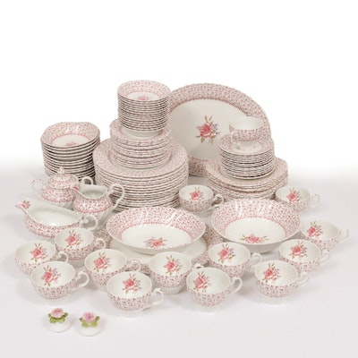 "Johnson Brothers ""Rose Bouquet"" Dinner and Serveware, 1974–1988"