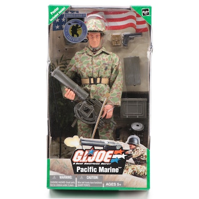 G.I. Joe World War II Liberators Collection Pacific Marine
