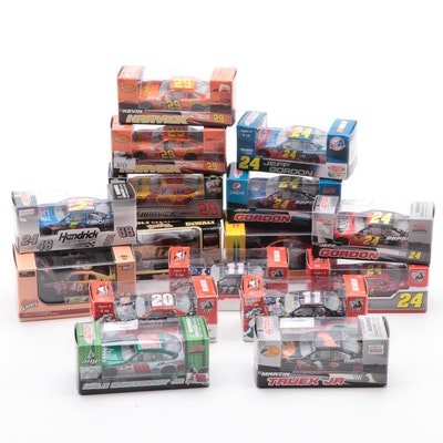 NASCAR 1:64 Diecast Model Cars, Including Limited Editions