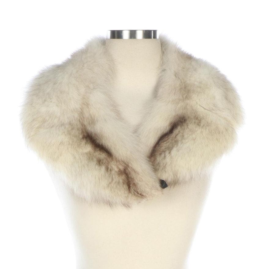 Fox Fur Collar from Lowenthal's