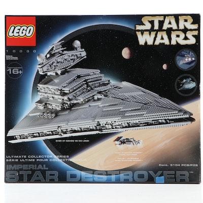 Star Wars Imperial Star Destroyer 10030 LEGO Set