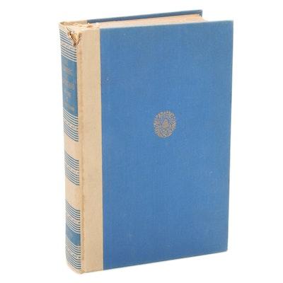 """""""The Flowering of New England 1815–1865"""" by Van Wyck Brooks, 1936"""