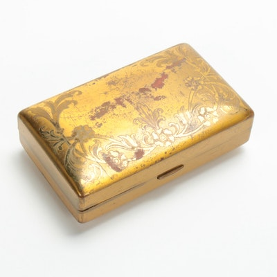 Elgin American Minaudière, Early to Mid 20th Century