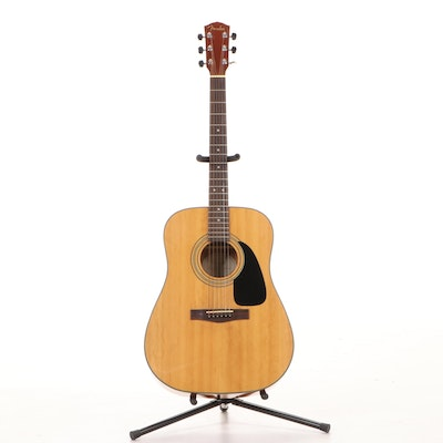 Fender Dreadnought DG-8S Acoustic Guitar