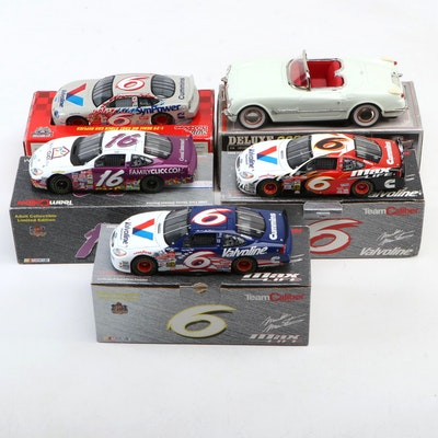 Kevin Lapage, Mark Martin, Eagle One 1940 Ford Diecast Cars and More