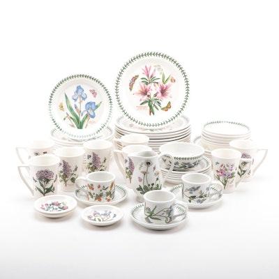 """Portmeirion """"Botanic Garden"""" Porcelain Dinnerware"""