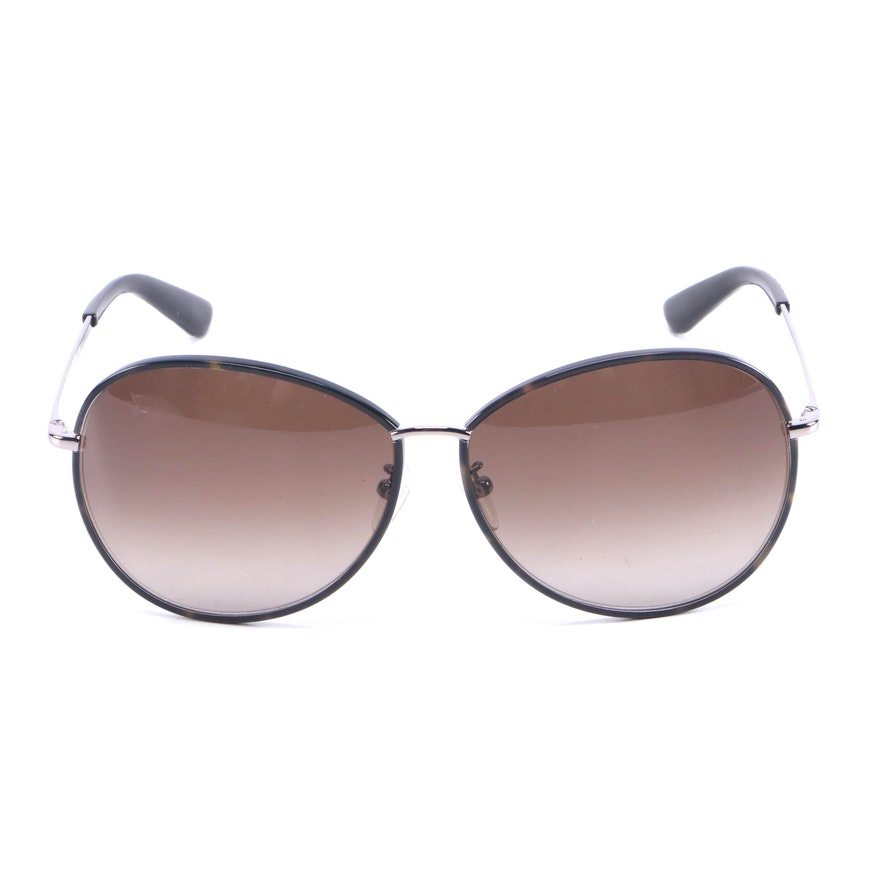 ETRO ET101SK Dark Havana Sunglasses with Case