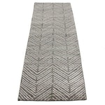 2'5 x 6'10 Hand-Knotted Indo Moroccan Runner, 2010s