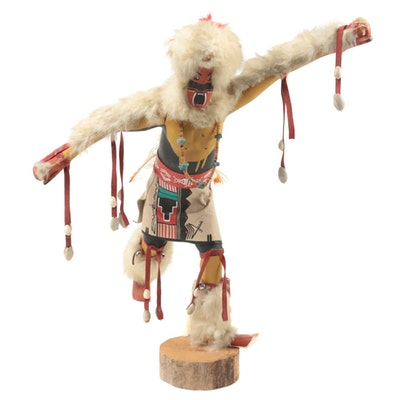 "American Southwest ""Eagle Dancer"" Kachina Doll"