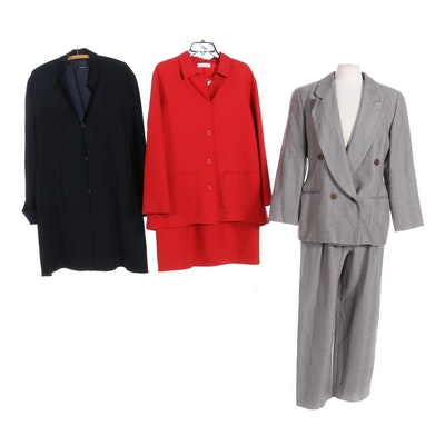 Giorgio Armani and Bergdorf Goodman Women's Suits and Separates, Made in Italy