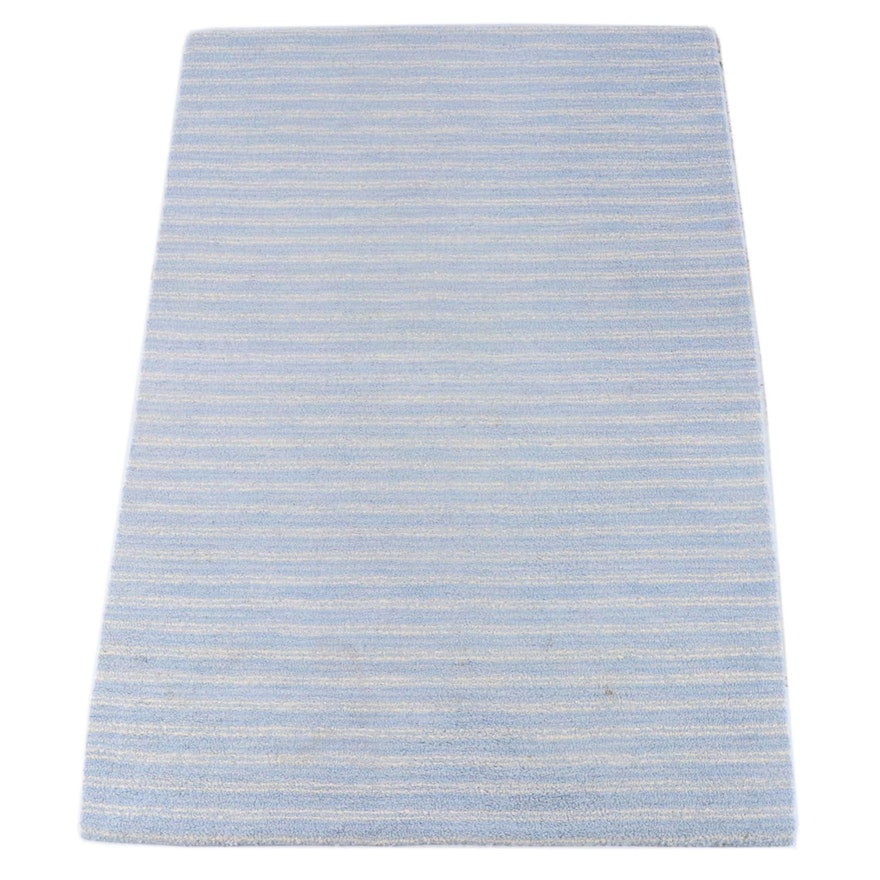 5'0 x 8' Hand-Tufted Pottery Barn Kids Wool Rug