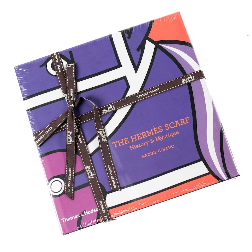 """The Hermès Scarf: History and Mystique"" Coffee Table Book, 2010"
