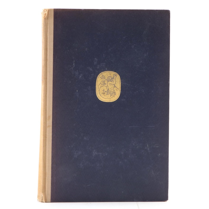 "Signed Limited Edition ""The Works of George Santayana"" Volume I, 1936"