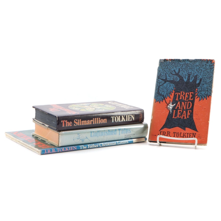 J. R. R. Tolkien Book Collection Including First American Editions and More