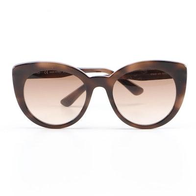 ETRO ET643S Dark Havana Sunglasses with Case