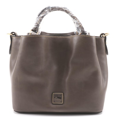 Dooney & Bourke Small Brenna Leather Two-Way Tote