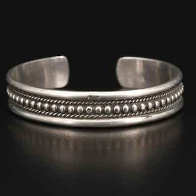Egyptian 800 Silver Cuff