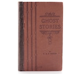 """First UK Edition """"Ghost Stories"""" by E. & H. Heron, 1907"""