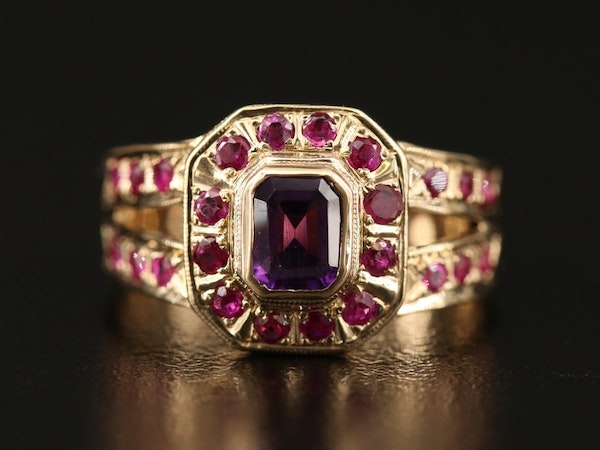 Fine Jewelry Featuring Sapphires, Rubies, Diamonds & More
