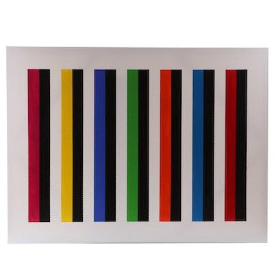 Gio Verdé Abstract Acrylic Painting