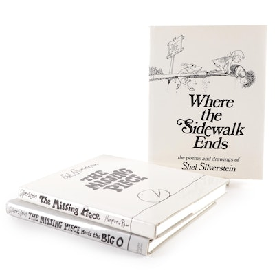 """Where the Sidewalk Ends"" and More Works by Shel Silverstein"
