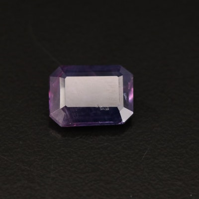 Loose 3.01 CT Unheated Kashmir Sapphire with GIA Report