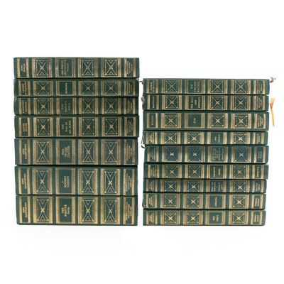 """Collection of """"International Collectors Library"""" Classic Literature"""