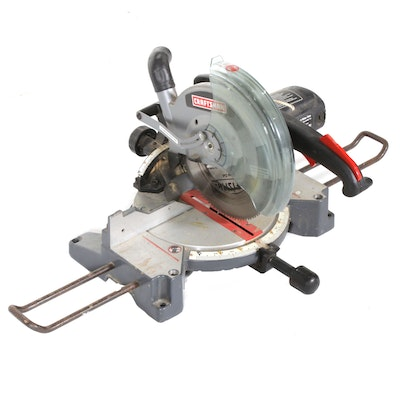 Craftsman 10-Inch Compound Miter Saw