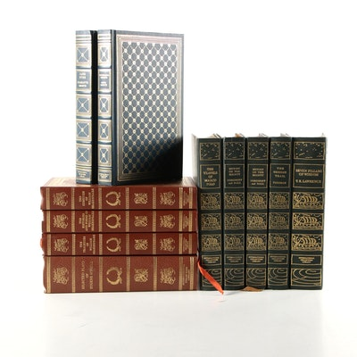 """Set of """"International Collectors Library"""" Editions of Classic Literature"""