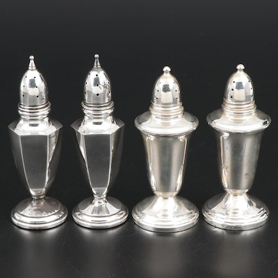 Mueck-Carey Co. and Crown Sterling Silver Shakers